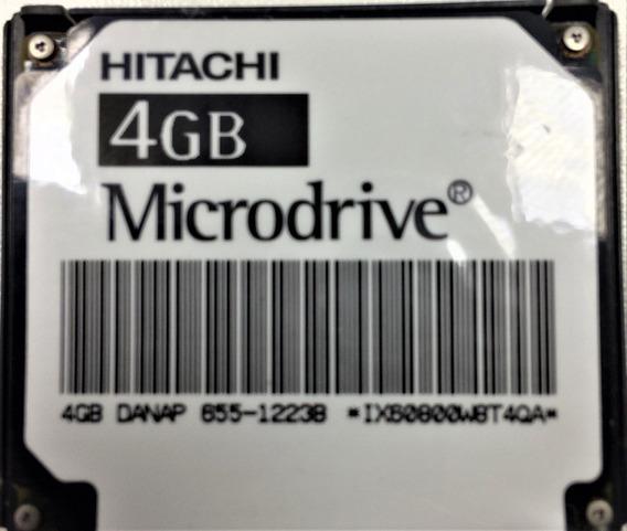 Hitachi Microdrive Drive Hms360404d5cf00 4 Gb C/nf