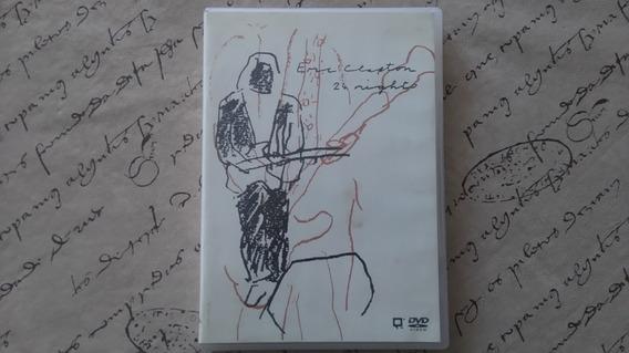 Dvd Eric Clapton 24 Nights Royal Albert Ha Musikmercadolibre