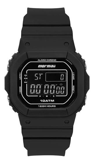 Relógio Mormaii Masculino Original Mo0300jb/8p - Promoção