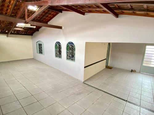 Casa Parque Das Industrias 3 Dormitórios Sendo 1 Suíte Região Do Ouro Verde - Ca021 - 69397544