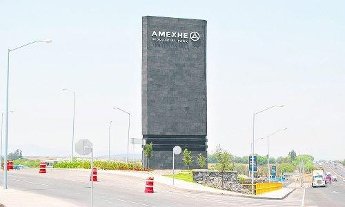 Terrenos Industriales En Parque Amexhe. A 2 Min De La Toyota. Apaseo El Grande!!