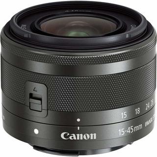 Lente Canon Ef-m 15-45mm F/3.5-6.3 Is Stm Para Camaras Eos M