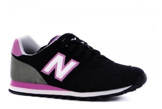 Zapatillas Urbanas New Balance 373 Mujer - Envio Gratis