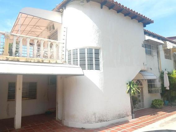 Townhouse Venta Turmero Conjunto Cerrado Valle Fresco 20-566