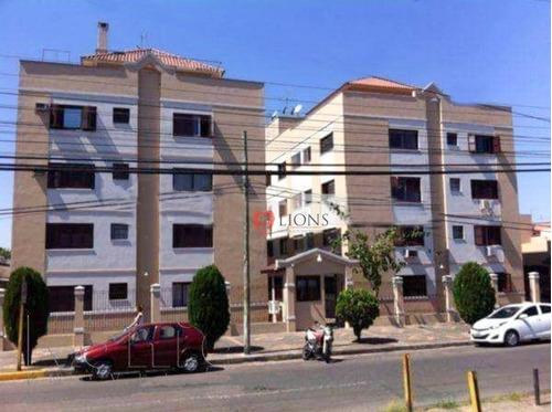 Apartamento Com 2 Dormitórios, 76 M² - Venda Por R$ 265.000,00 Ou Aluguel Por R$ 1.100,00/mês - Vila Ponta Porã - Cachoeirinha/rs - Ap0781