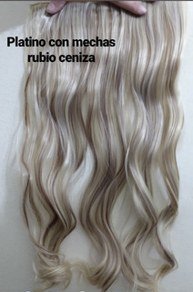 Cortinas Símil Pelo Natural (kanekalon)
