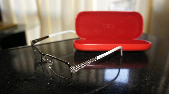 Oculos De Swarovski Valentino