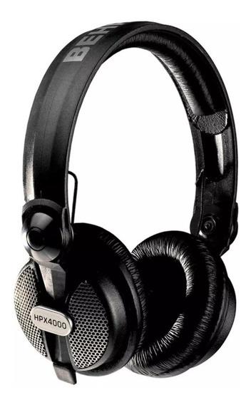 Audífono Dj Profesional Behringer Hpx4000 + Garantía