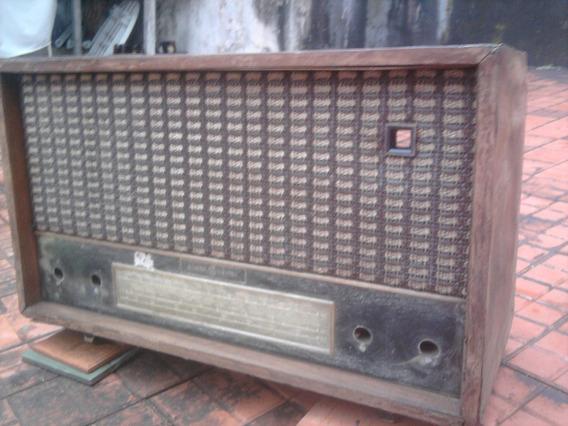 Caixa De Rádio Telefunken Vintage