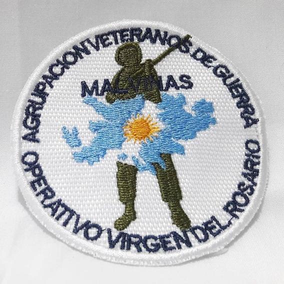 Parche Malvinas Arg - Escudo