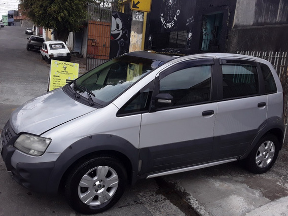 Fiat Ideia Adveture 2006 1.8 8v Hlx
