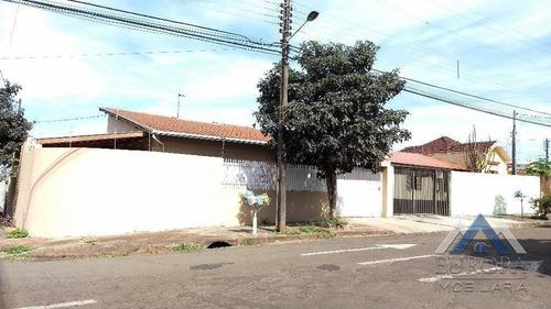 Imagem 1 de 22 de Casa Com 3 Dormitórios À Venda, 87 M² Por R$ 295.000,00 - Casoni - Londrina/pr - Ca1339