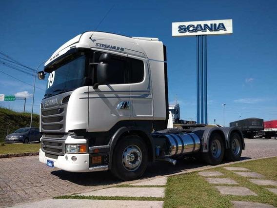 Scania R 480 Highline Streamline, 6x4, 2019. R3688