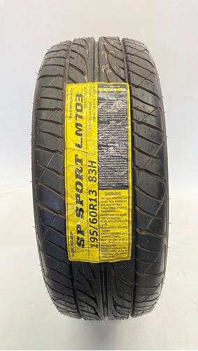 Neumático Nuevo 195/60/13 Dunlop Sp Sport Lm 703 Tahilandia