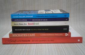 Lote Com 6 Livros Variados