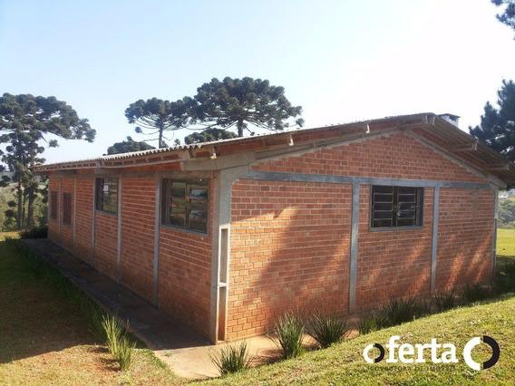 Chacara Com Casa - Campo Redondo - Ref: 167 - V-167