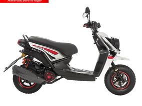 Moto Bultaco Freedom 150cc Scooter Año 2019