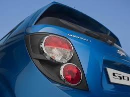 Aleron Trasero Chevrolet Sonic 5 Puertas Original Gm