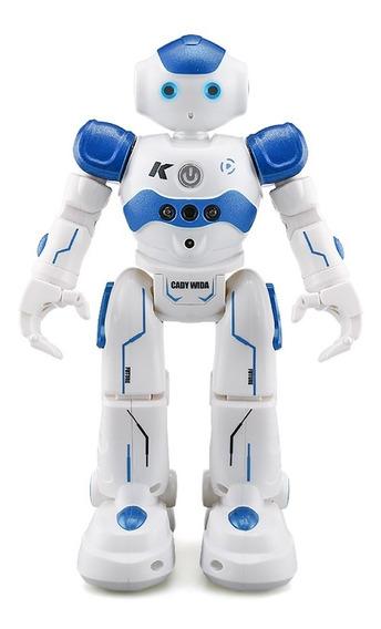 Jrc R2 Cady Wida Robô Inteligente Rc Azul