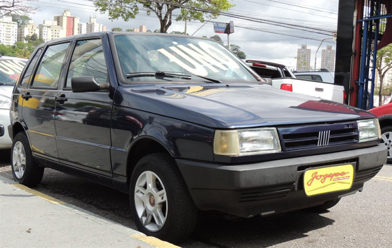 Fiat Uno 1.0 Ie Mille Ex 8v Gasolina 4p Manual