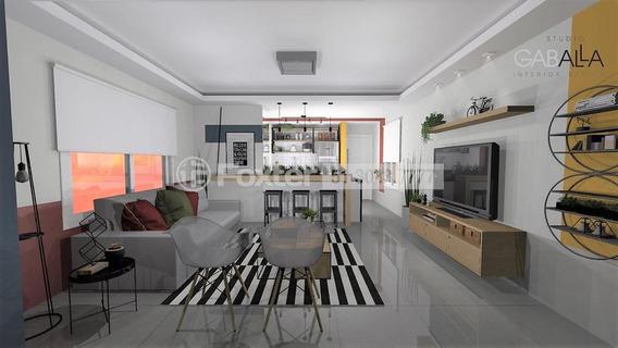 Apartamento, 2 Dormitórios, 109.39 M², Nossa Senhora Das Gracas - 184257