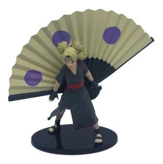 Figuras Naruto Shippuden N° 41 Temari