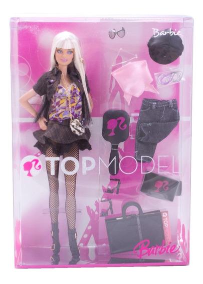 Boneca Barbie Top Model - Mattel