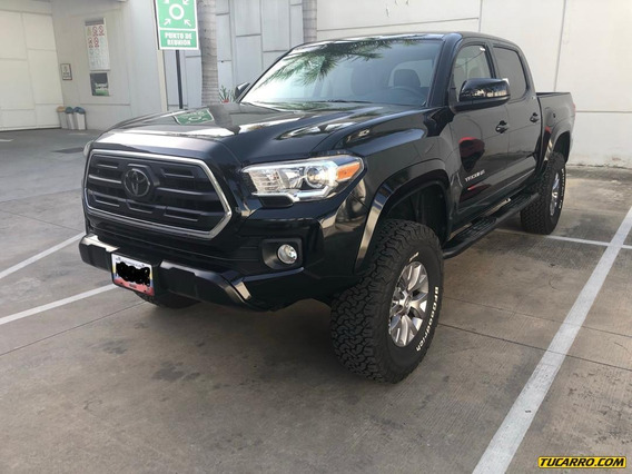 Toyota Tacoma A/t Secuencial