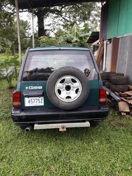 Chevrolet Tracker 4 × 4