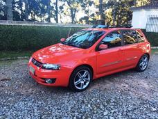 Fiat Stilo 1.8 8v Sporting Flex Dualogic 5p Com Teto Solar