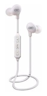 Auriculares Stereo Inalambricos Bluetooth Blancos Hsg-972