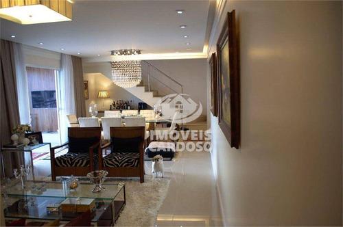 Imagem 1 de 20 de Cobertura Com 3 Dormitórios À Venda, 346 M² Por R$ 2.745.000 - Vila Madalena - São Paulo/sp - Co0779