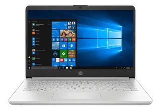 Notebook Hp I5 10° 4gb Ram+16gb Optane 256gb Ssd W10 14