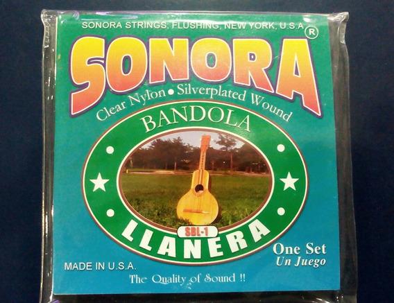 Cuerdas Para Bandola Llanera( Sonora) Usa