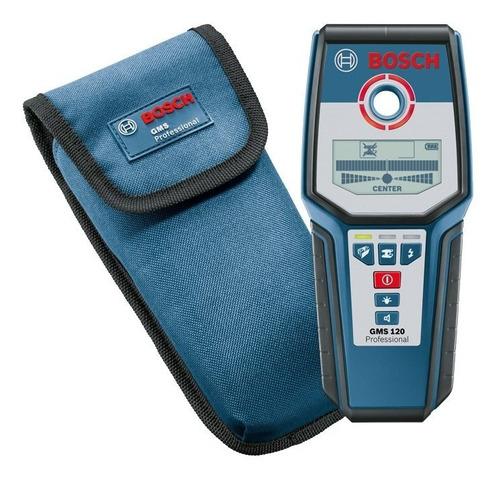 Detector De Materiales 12cm Bosch Gms 120