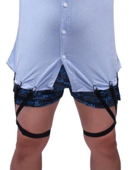 Menor Frete Suspensorio Segura Camisa Modelo W