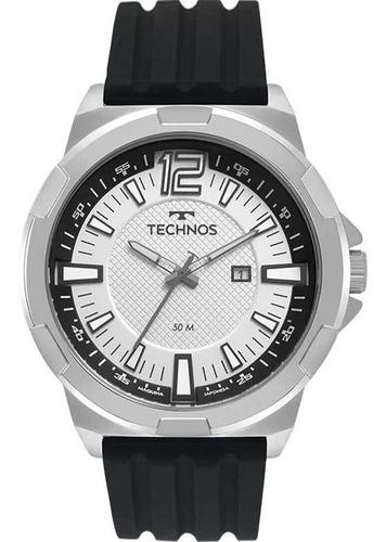 Relógio Masculino Technos 2117lch/8b Original Nfe