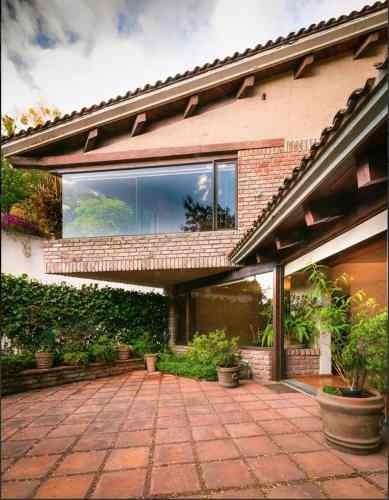 Casa En Renta, Lomas De Reforma, Miguel Hidalgo