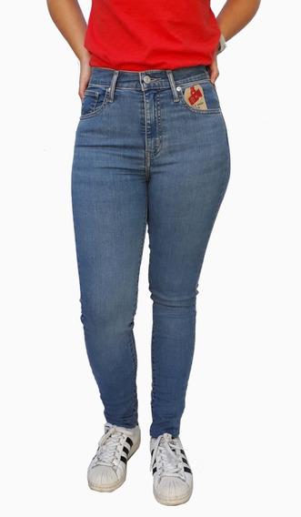 Pantalón Jean Levis Might High Super Skinny Dama Mujer