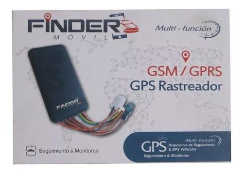 Traker Gps Compacto 3ra Generacion Gsm Gprs Finder Movil