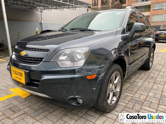 Chevrolet Captiva Sport Lt 4x4 At 3000cc 2017