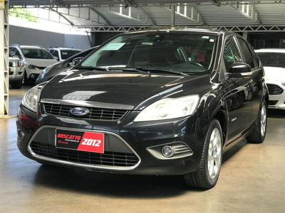 Ford Focus 2.0 Titanium Hatch 16v Flex 4p Automático