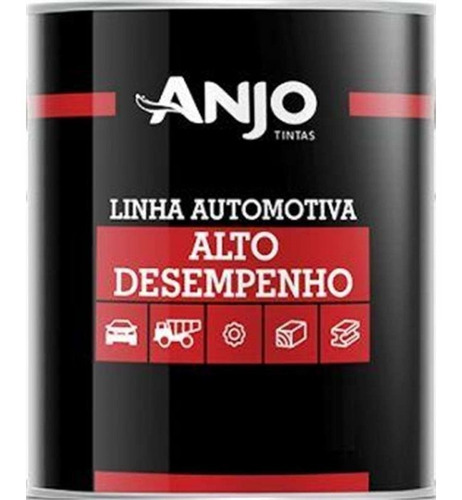 Imagen 1 de 4 de Fondo Universal Automotriz Gris  Anjo 900 Ml Pintura Autos