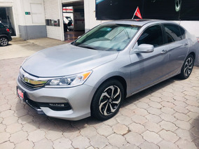 Honda Accord Exl Navi Cvt 2017