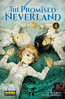 The Promised Neverland 4 Kaiu Sh. Envío Gratis 25 Días