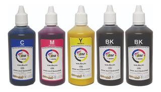 Tinta Sublimatica Bm Chemical Original C/ 500ml 4 Cores Icc
