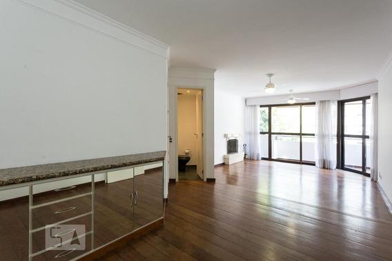 Apartamento À Venda - Moema, 3 Quartos, 120 - S892811211
