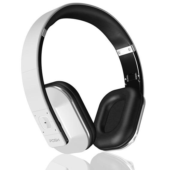 Headphone Fone De Ouvido Bluetooth Alta Fideli Punch Wt Posh