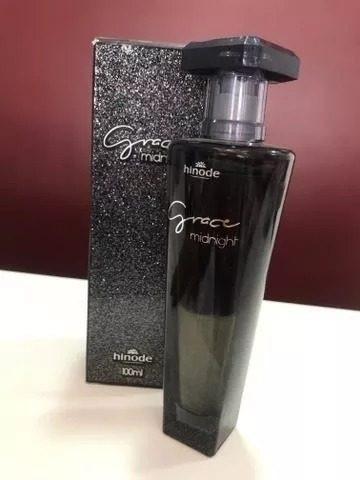 Perfume Grace Midnight Hinode **ganhe 1 Brinde**