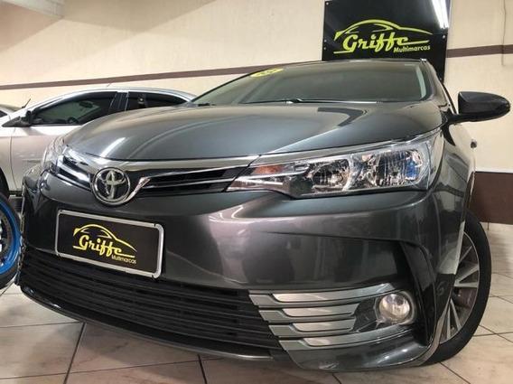 Toyota Corolla Corolla Gli 1.8 Flex 16v Aut. Flex Cvt